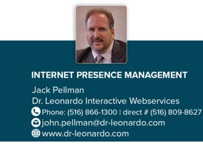 Dr. Leonardo Interactive Webservices