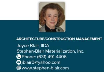 Stephen-Blair Materialization