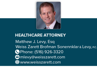 Mathew J. Levy, Esq